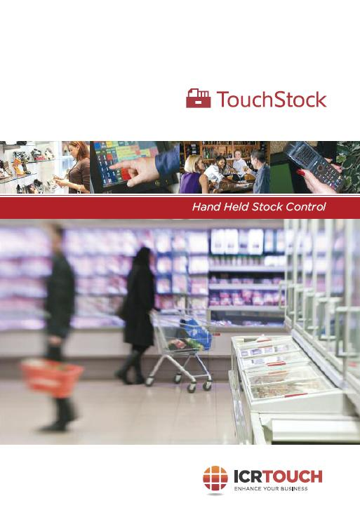 TouchStock Brochure